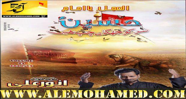 Anwer Ali 2014-15