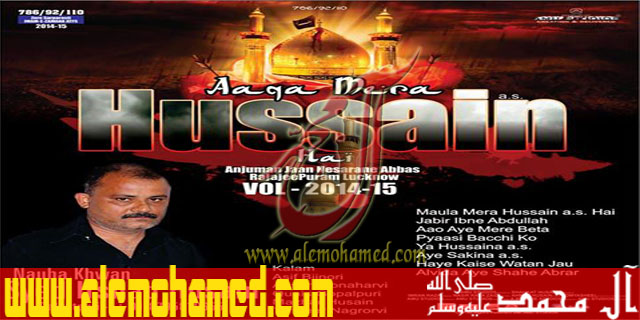 Syed Irshad Hussain 2014-15