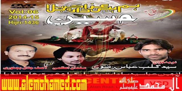 Kalb-e-Abbas 2014-15