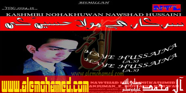 Nawshad Hussaini 2014-15