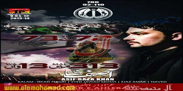 Asif Raza 2013-14