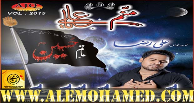 Ali Raza Anjuman Janisaran-e-Qasim Nohay 2015-16