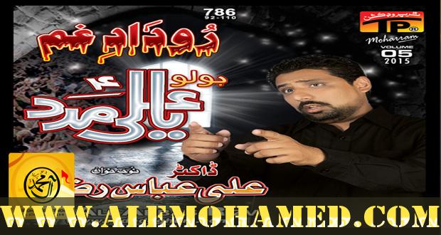 Dr Ali Abbas Nohay 2015-16