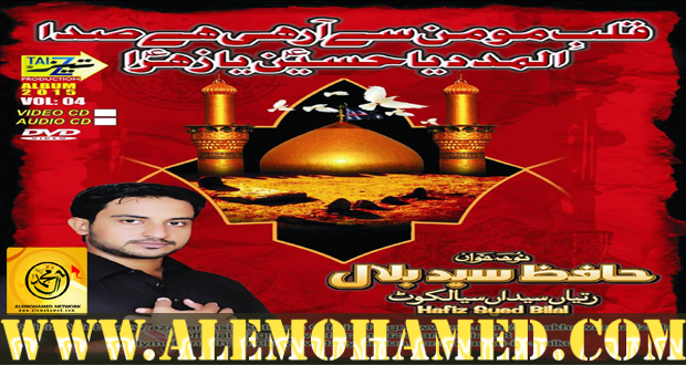 Hafiz Bilal Nohay 2015-16