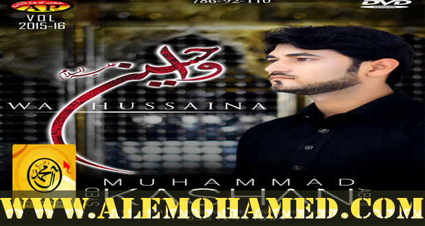 Kashan Abidi Nohay 2015-16