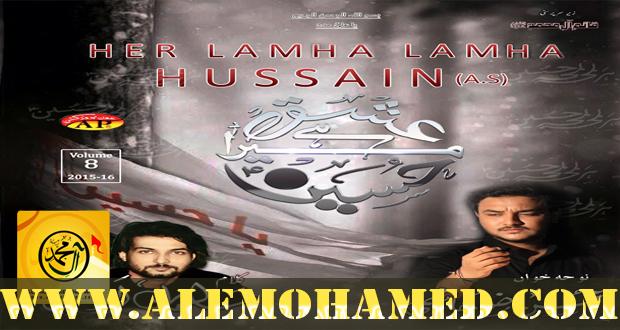Mohsin Raza Hashmi Nohay 2015-16