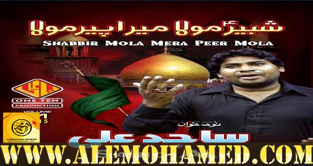 Sajid Ali Nohay 2015-16