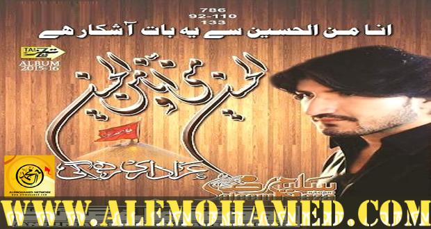 Saleem Raza Nohay 2015-16