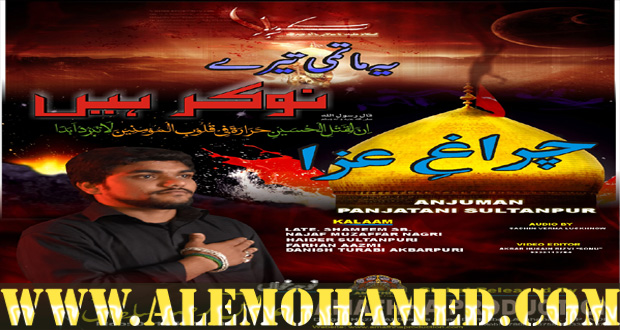 Abis Raza Sultani Nohay 2016-17