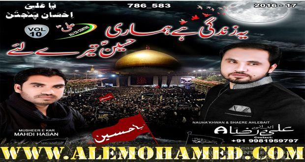 Ali Raza Irani Nohay 2016-17