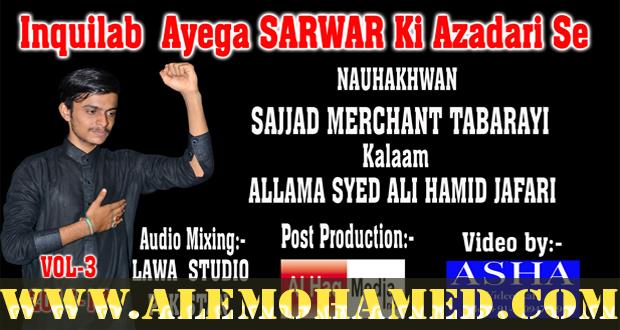 Sajjad Merchant Nohay 2016-17