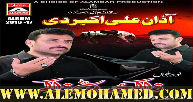 Zakir Hussain Zakir Nohay 2016-17
