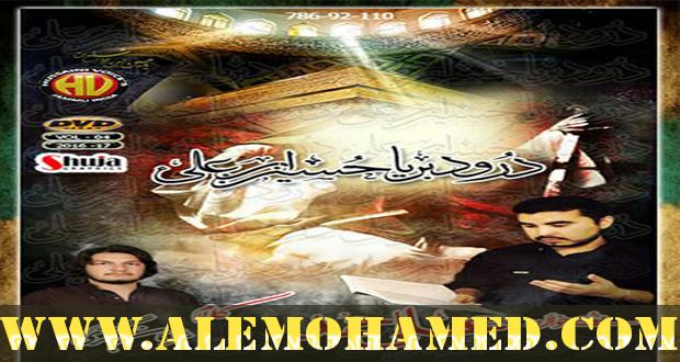 Ali Ahmed Nohay 2016-17
