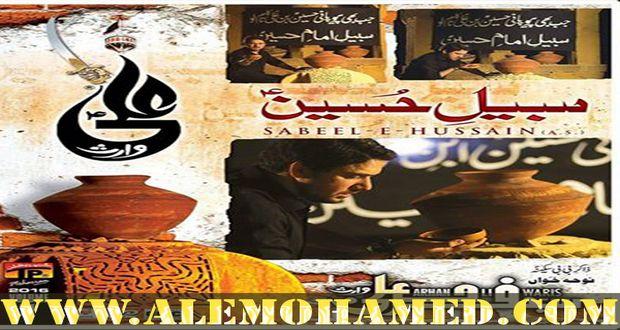 Farhan Ali Waris Nohay 2016-17