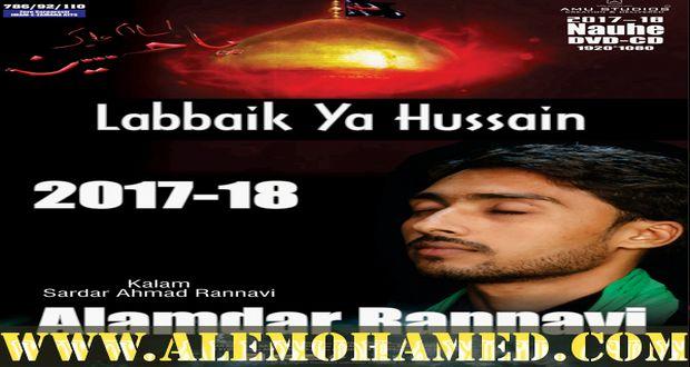 Alamdar Raanavi Nohay 2017-18