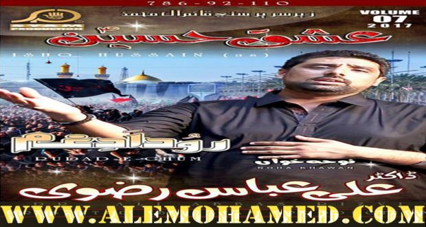 Dr Ali Abbas Nohay 2017-18