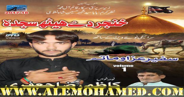 Kazim Raza Jafri Nohay 2017-18