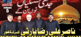 Nasir Ali Raza Party Nohay 2017-18
