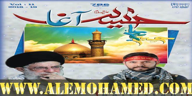 Shahid Ali Baltistani Nohay 2018-19