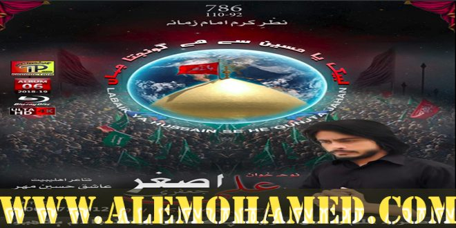 Ali Asghar Jafri Nohay 2018-19
