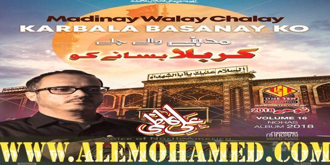 Ali Kazmi Nohay 2018-19