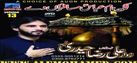 Ali Raza Haideri Nohay 2018-19