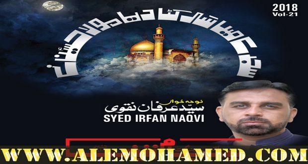 Irfan Naqvi Nohay 2018-19