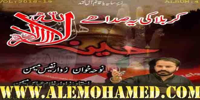 Zawar Nafees Memon Nohay 2018-19