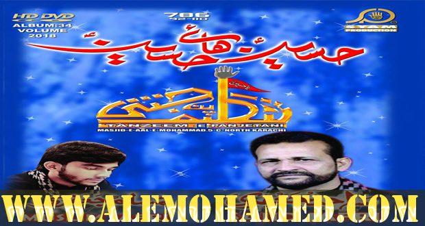 Sajid Jafri Nohay 2018-19
