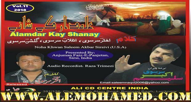 Saleem Akbar Sirsiv Nohay 2018-19
