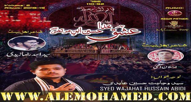 Wajahat Hussain Abidi Nohay 2018-19
