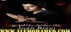 Joan Rizvi Ayyam-e-Fatima Nohay 2019-20