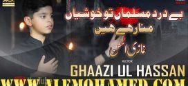 Ghazi Ul Hasan Ayyam-e-Ali Nohay 2019-20