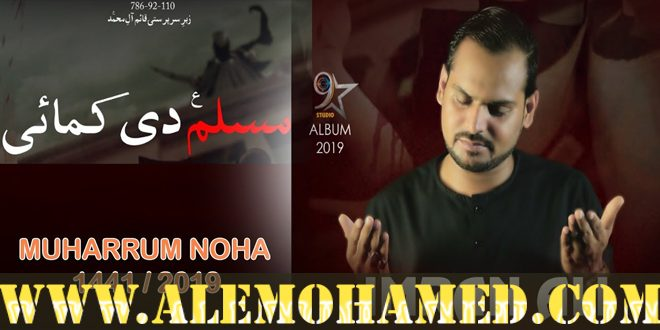 Imran Ali Nohay 2019-20