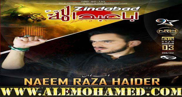 Naeem Raza Haider Nohay 2019-20