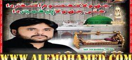 Qurban Jafri Nohay 2019-20