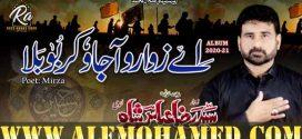 Raza Abbas Shah Nohay 2020-21